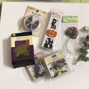 Other - Lot 34 - Scrapbook Stickers